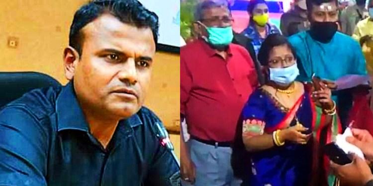 DM Shailesh Kumar Yadav Tripura News