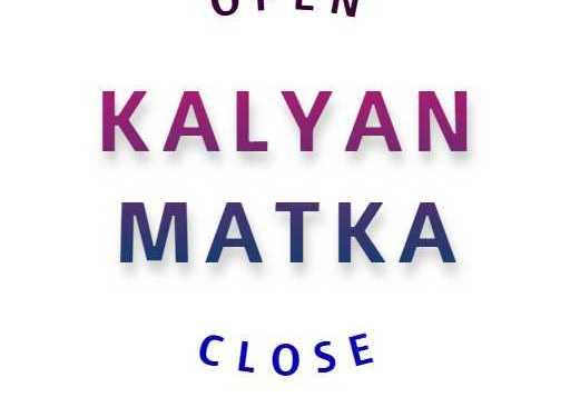 Kalyan Matka Open Result Today