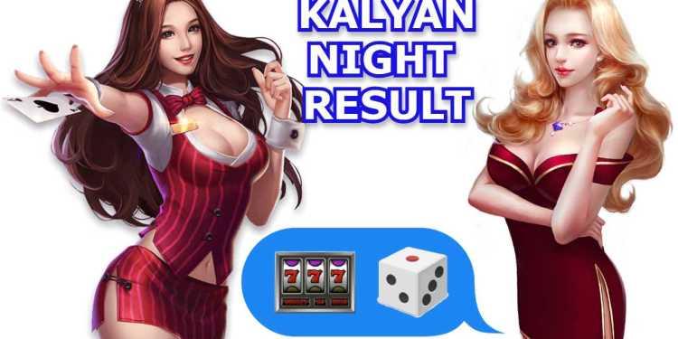Satta Matka kalyan Night Chart Result