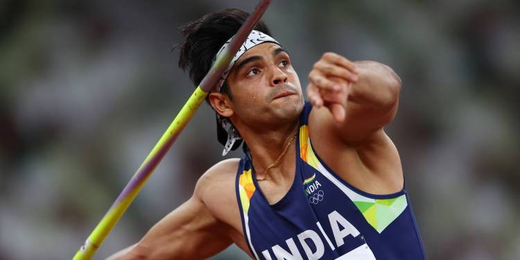 Neeraj Chopra: The Champ with a Golden Stamp