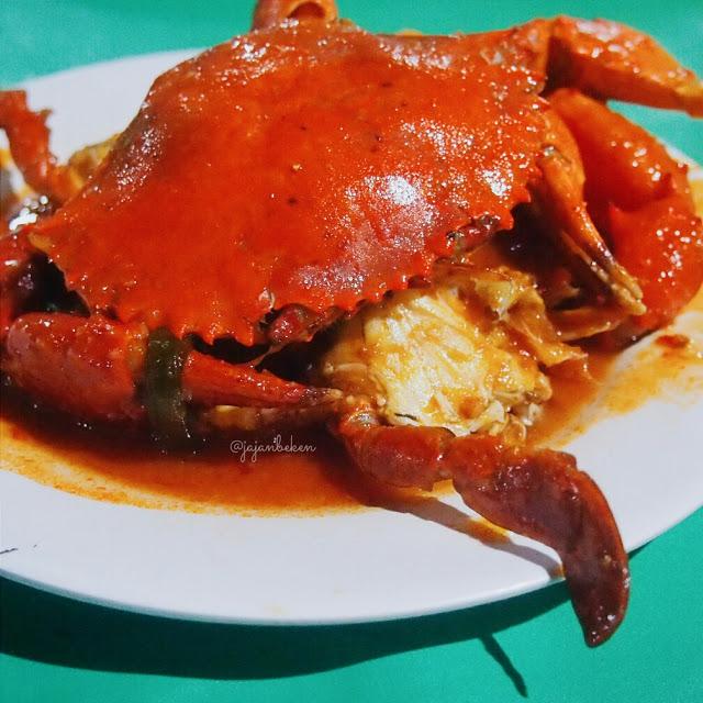 menu seafood ayu kelapa gading