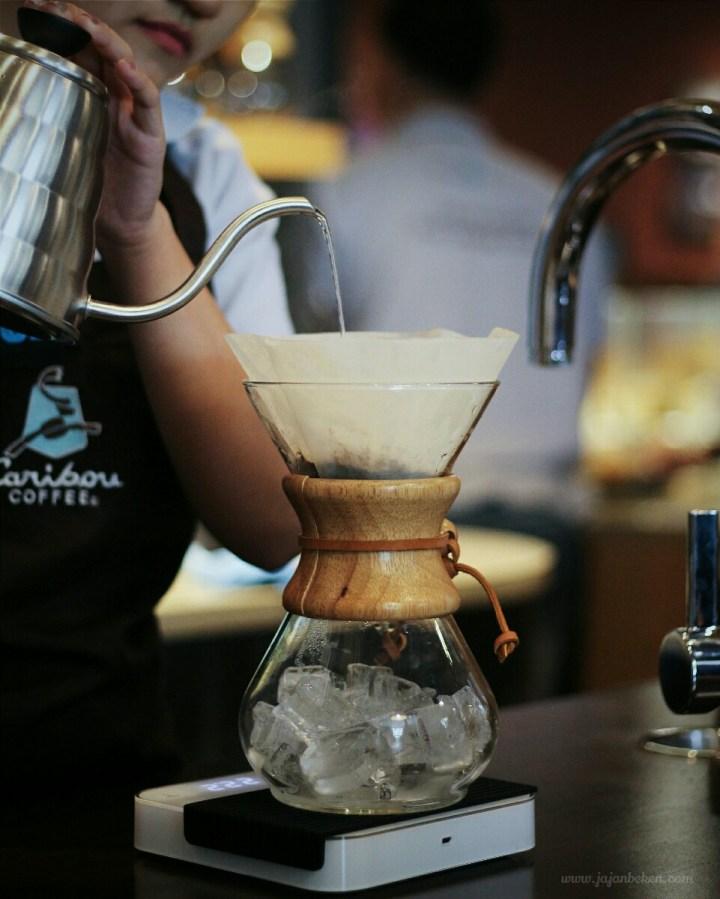 jajanbeken caribou coffee sarinah 3