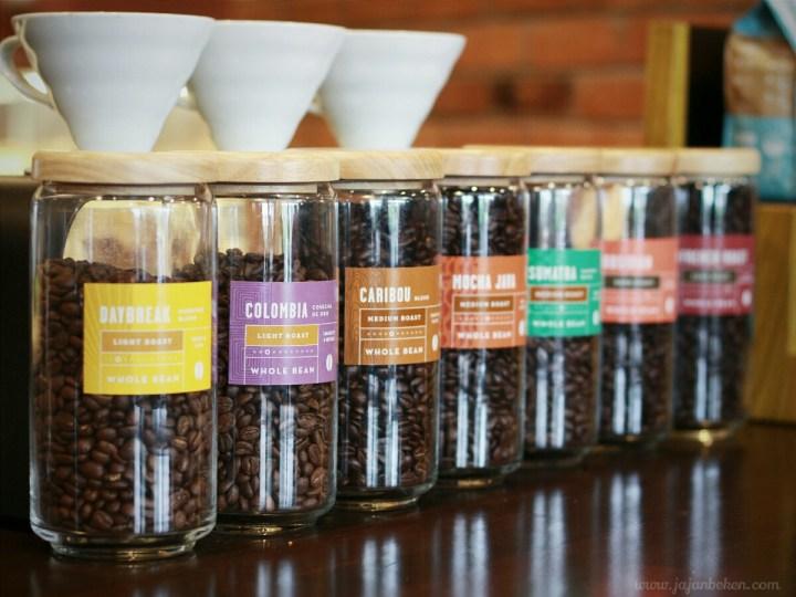 jajanbeken caribou coffee sarinah 8