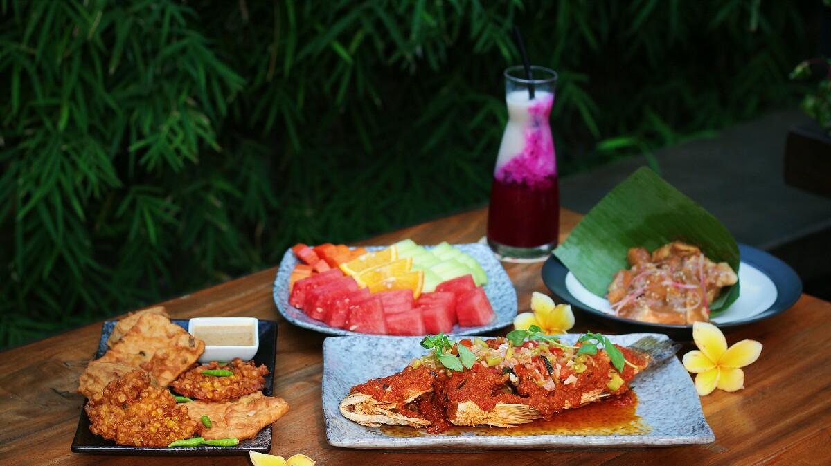 Waha Kitchen Jakarta Menu