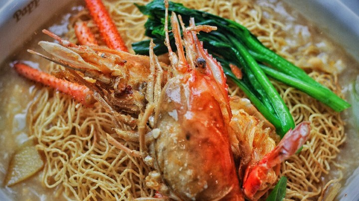 jajanbeken pappa rich senayan city malaysian cuisine