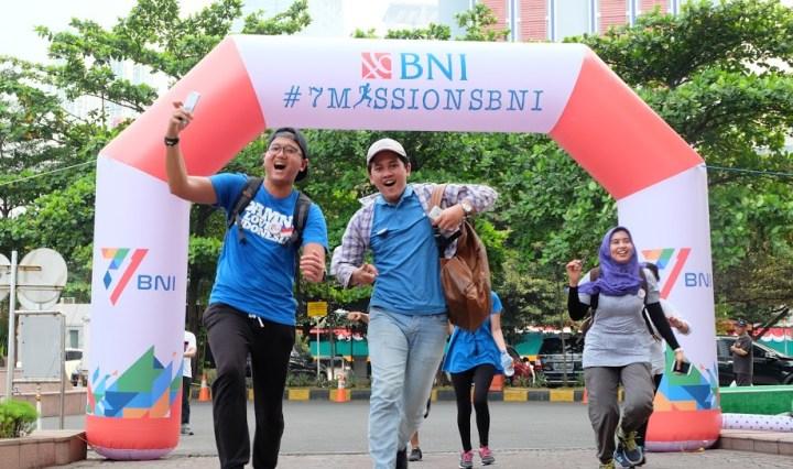 jajanbeken 7 missions bni 2017 first finish