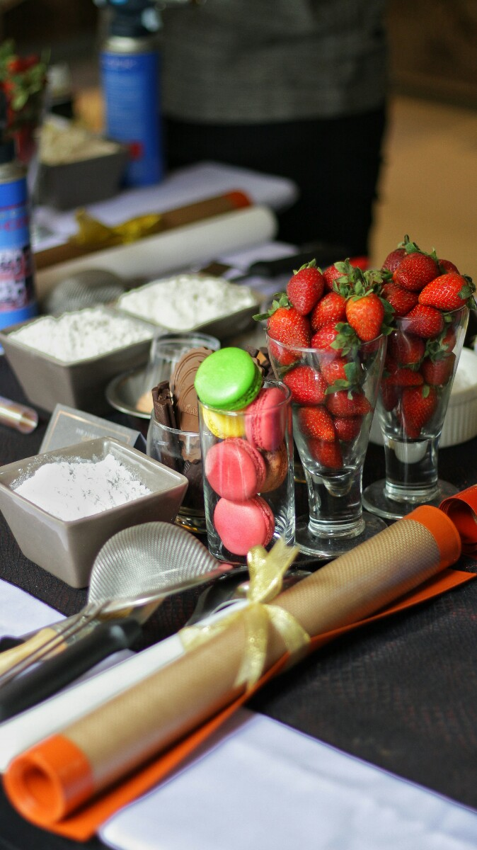 dessert the harvest jajanbeken