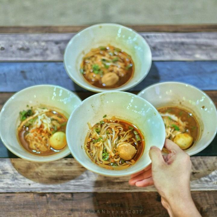 boat noodle menu