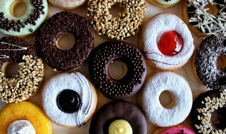 k donuts and coffee review