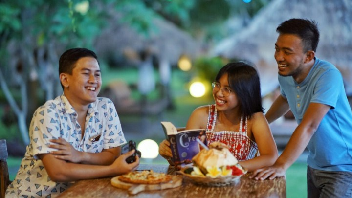 jajanbeken sunsethouse lombok wisata lombok