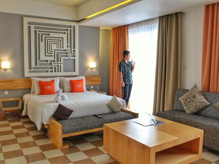 jajanbeken hotel 1O1 bogor