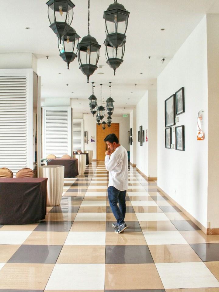 jajanbeken hotel near suryakencana 1O1 bogor
