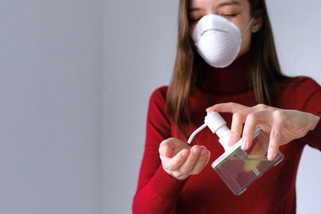 tips menjaga kebersihan di Tengah Wabash corona