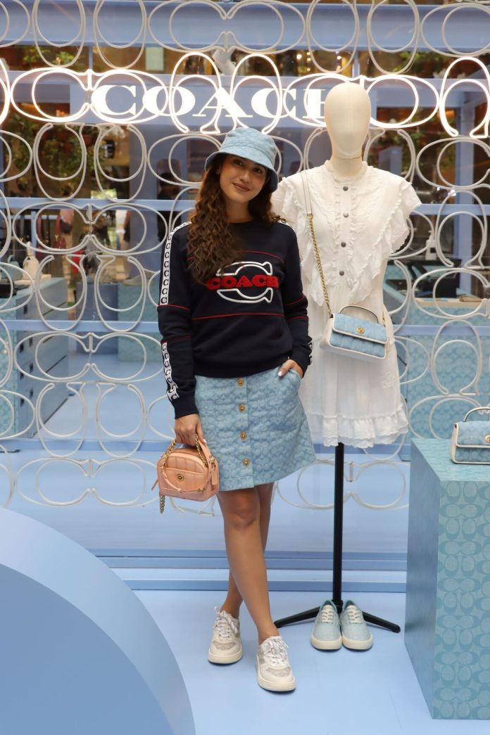 Coach Presents The Atmosphere of New York City Through Subway Inspired Pop Up Store