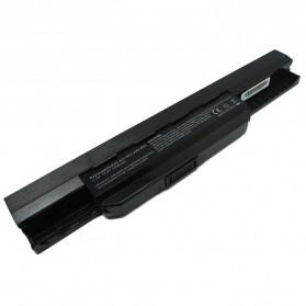Baterai Asus A43 (A32-K53) 6 Cell (OEM) - Black - 1