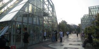 Taman menteng Kuningan - Jakarta.