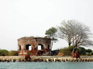 Pulau Kelor, Kepulauan Seribu. JakartaTraveller.com
