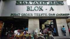 Pasar Tanah Abang, Pusat Grosir, Jakarta Traveller