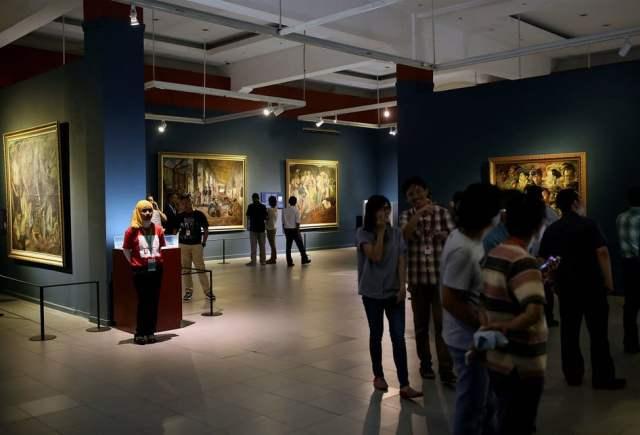 jakarta traveller goresan juang kemerdekaan museum nasional jakarta