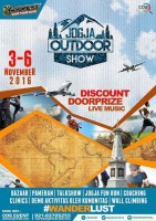 Jogja Outdoor Show 2016 – Indofest java tour