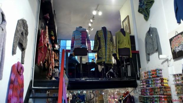Boutiques de tricot Amsterdam - De Afstap - Jakecii 5