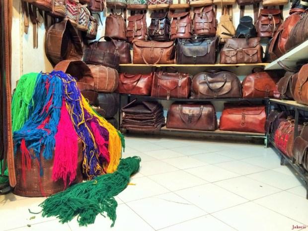 Jakecii Laine à Marrakech - Quartier des tanneurs 2