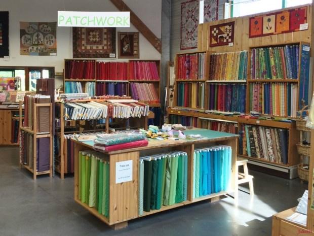 Vente de laines à Rennes - Ecolaines - Couture 7 - Jakecii
