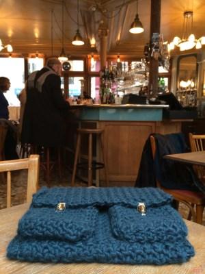Chouette Kit 14 - Grande Pochette Pure Café bar - Jakecii