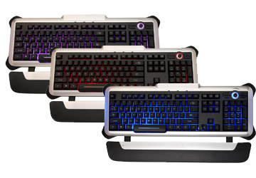Eclipse II keyboard