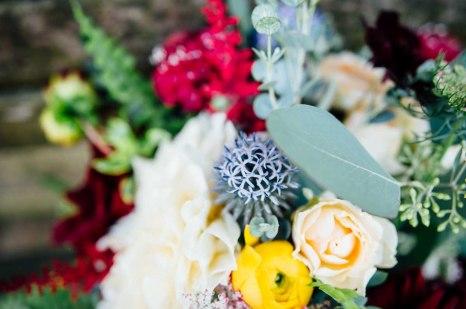 Kingscote Barn wedding photography-7