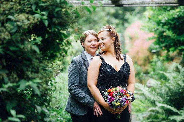 Fonmon Castle Wedding photography-101