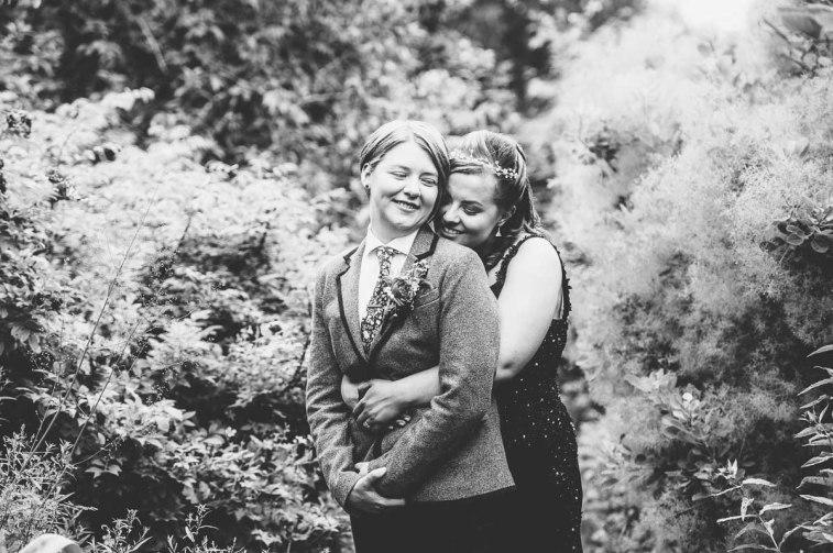 Fonmon Castle Wedding photography-113
