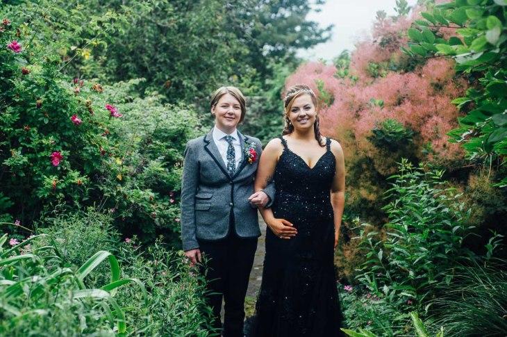 Fonmon Castle Wedding photography-117