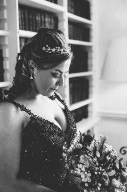 Fonmon Castle Wedding photography-36