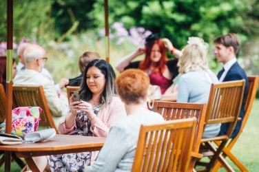 Fonmon Castle Wedding photography-43