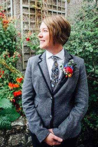 Fonmon Castle Wedding photography-51