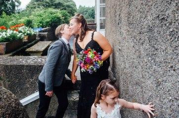 Fonmon Castle Wedding photography-56