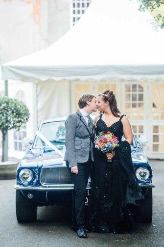 Fonmon Castle Wedding photography-80