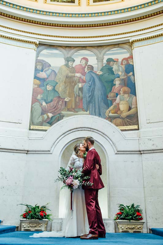 Nottingham town hall wedding photogrpahy-73