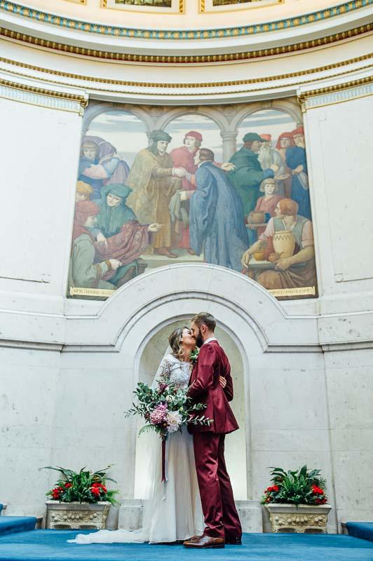 Nottingham town hall wedding photogrpahy-73