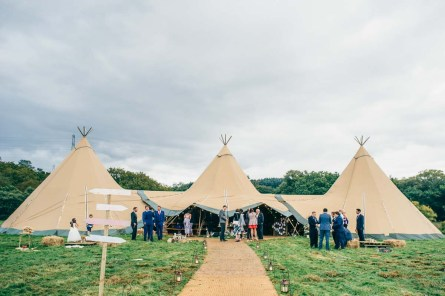 Tipi wedding Cardiff-142