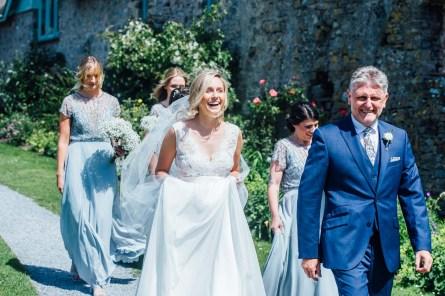 Manobier Castle wedding Photography-112