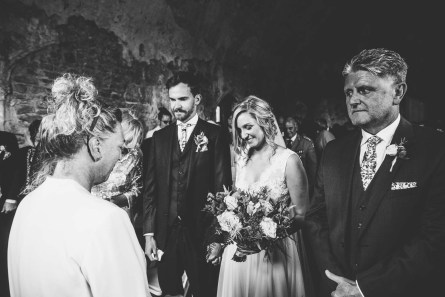 Manobier Castle wedding Photography-133