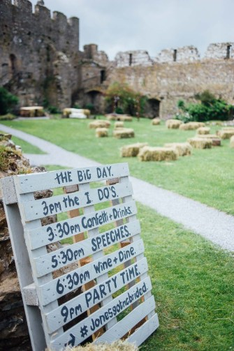 Manobier Castle wedding Photography-15