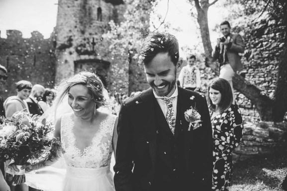 Manobier Castle wedding Photography-171