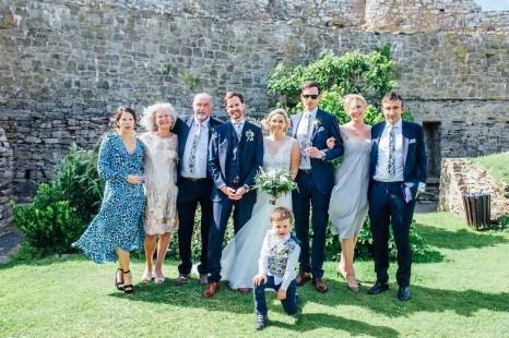 Manobier Castle wedding Photography-173