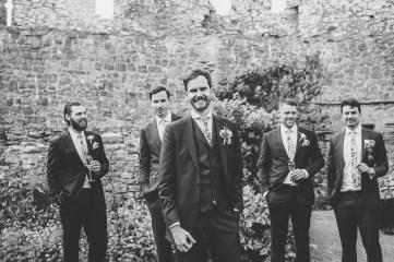 Manobier Castle wedding Photography-183