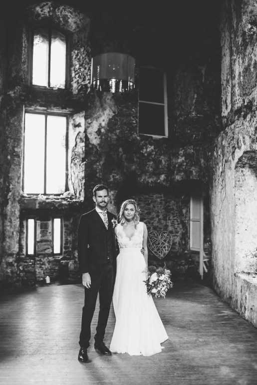 Manobier Castle wedding Photography-190