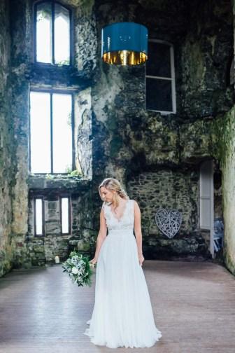 Manobier Castle wedding Photography-197
