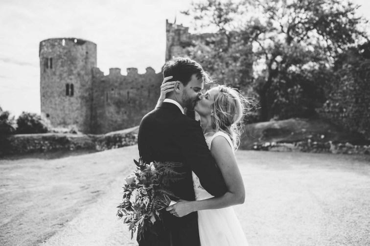 Manobier Castle wedding Photography-235